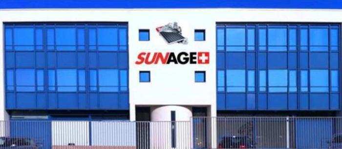 Visita fabbrica pannelli fotovoltaici SUNAGE di Balerna
