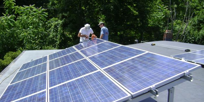 Risparmiare energia in casa con i pannelli fotovoltaici
